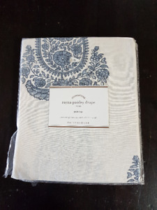 Pottery Barn Drapery Panels - NEW in Package - 50x84 Inches
