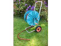 Gardena trolley and approx 18m Gardena hose pipe £20 Dereham, Norfolk
