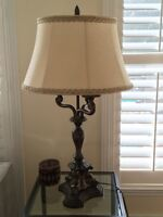 Table lamps / luminaires