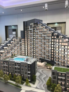 Tridel Signature Loft  Scala Townhome in Bayview Village