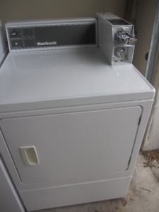Coin operated huebsch dryer