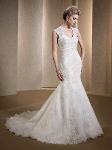 Wedding dress / Robe de mariage Kenneth Winston Premiere LV83