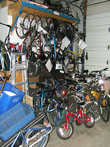 Used Bikes(bicycles)- Prices from $30 to $750
