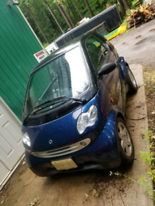 2005 smart car fortwo diesel low km