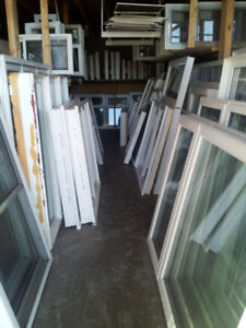 NEW & USED DISCOUNT WINDOWS, EXTERIOR DOORS & PATIO DOORS