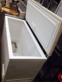 Chest freezer/ large commercial freezer (used)