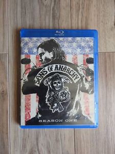Sons of Anarchy (season 1) on blu-ray