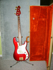 1982 Fender Precision Special Bass
