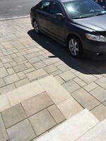 Toyota Camry economic 4 door salloon luxury comfort car v6