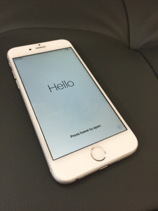 iPhone 6 - 16GB - White - unlocked