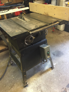 Rockwell 10 inch table saw