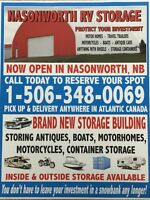 Nasonworth RV Storage