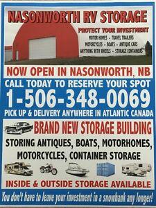 Nasonworth RV Storage