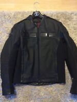 Icon motorcycle jacket for sale
