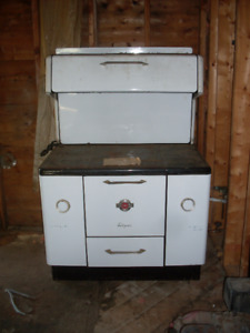 1956 Enterprise wood stove