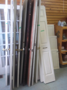 Various Interior Doors And Bi-Folds For Sale