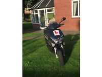 Gilera Runner Sp 50 With Big Bore 70 Kit, 64 plate