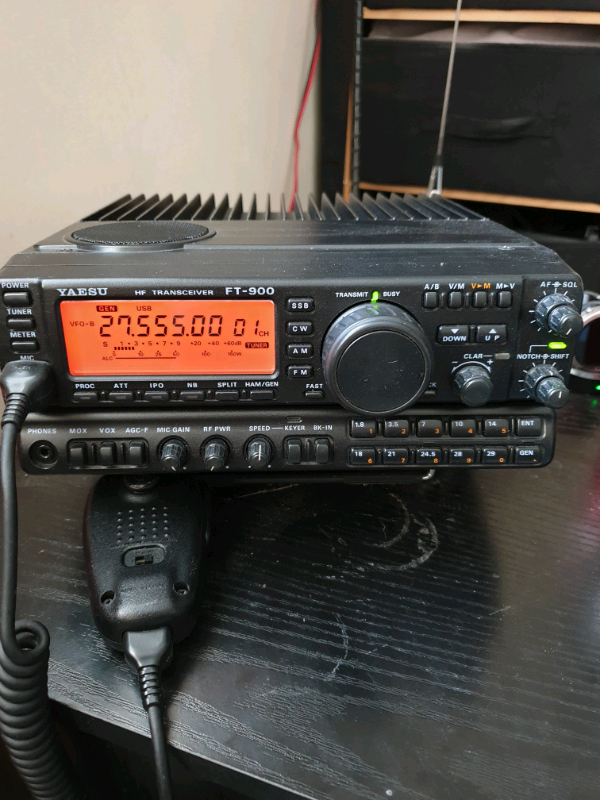 Yaesu ft900 hf radio | in Clifton, Nottinghamshire | Gumtree