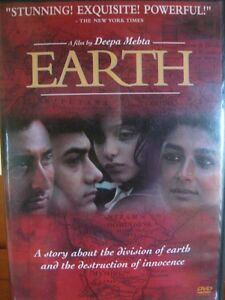 Earth DVD & Fire DVD by Deepa Metha (Drama)