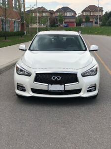 LEASE TAKEOVER!! 2017 INFINITI Q50!! $630/MONTH TAX INCLUDED!!