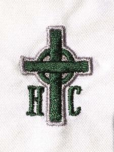 Holy Cross white shirts