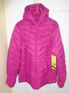 XERSION Packable Puffy Jacket - Ladies