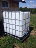 1000L non food grade water/waste container
