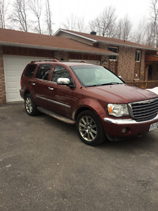 2008 Chrysler Aspen Limited SUV, Crossover For Sale or Trade