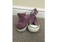 Ladies converse boot