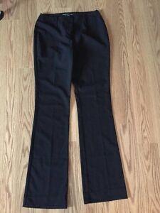 Black Le Chateau Dress Pants - Size 1/2