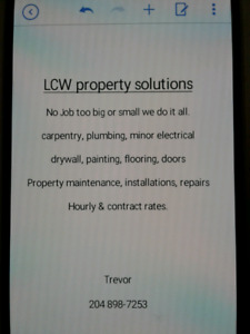 LCW property solutions