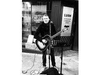 Singer Songwriter Guitarist seeking collaboration