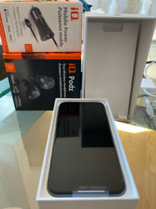 iPhone X 256 GB Space Grey - AppleCare - Accessoires