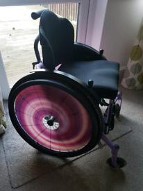 Child Active Wheelchair Hoggi Cleo