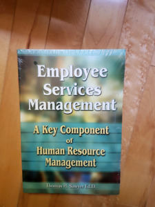 "Textbook ""Employee Services Management"""