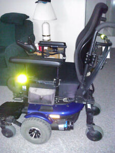 Quantum Electric Wheelchair / Porch Lift