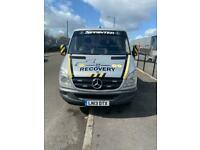 2013 Mercedes-Benz Sprinter 3.5t Chassis Cab Auto CHASSIS CAB Diesel Automatic