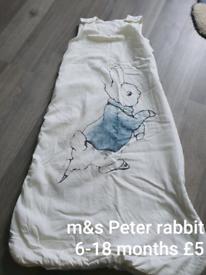 Sleeping bags x5