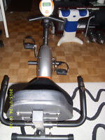 FS: a beautiful exercise bike, back2life to cure your back pain