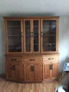 kijiji saskatoon kitchen cabinets oak china cabinet buy or sell hutchs amp display cabinets 4946