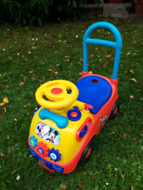Baby, toddler ride on, sit on, walker