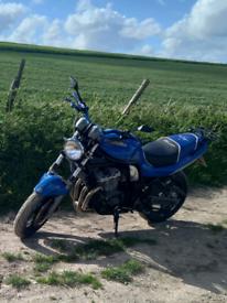 Suzuki bandit 600 mk1