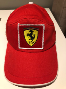 Ferrari Hat by Fila - made in Italy
