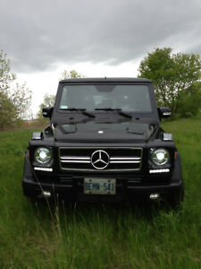 2008 Mercedes-Benz G-Class SUV, Crossover