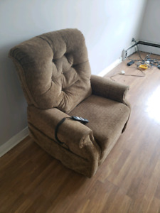 Automatic Reclining Lift Chair
