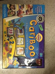 Looking for Cariboo board game