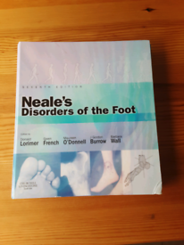 Neales Disorders of the Foot Book