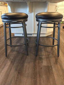 3 Brand New Counter Height Bar Stools