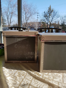 Toy Storage Boxes $15 each both for $25
