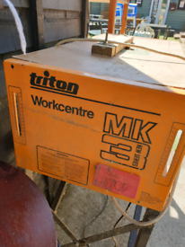 Triton Work Centre Router and Table